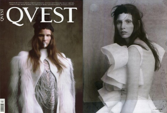LEVER COUTURE featured by Qvest Magazin photography&styling ALEXX AND ANTON
