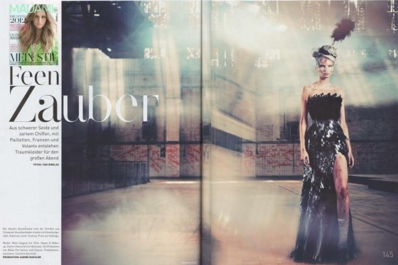 LEVER COUTURE featured by  Madame Germany