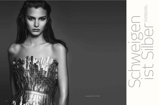 LEVER COUTURE featured by Quality Magazin