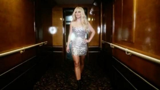 Britney Spears by Ellon von Unwerth in LeverCouture