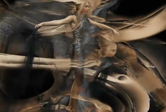 Gigi Hadid in LeverCouture for Zayn Maliks Video Pillowtalk