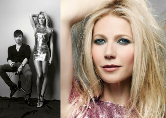 Gwineth Paltrow in LeverCouture