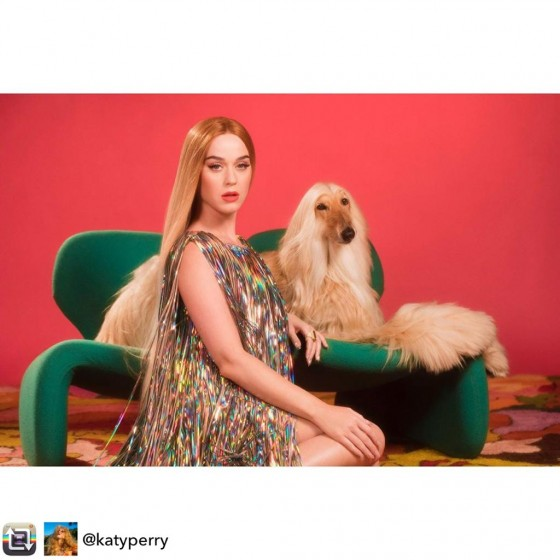 """LEVERCOUTURE holographic fringe gown for Spotify vertical video """"neverreallyover"""""""