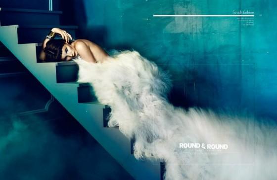 Ava Smith - French Revue des Modes Round & Round